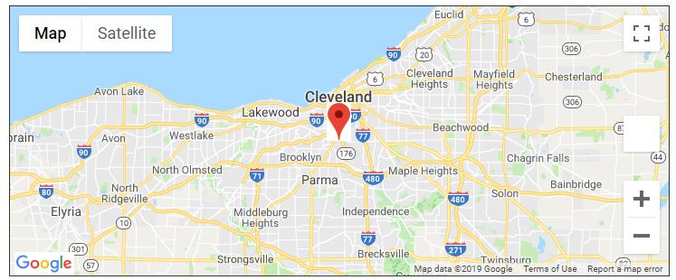 Add a Custom Google Map to a Website
